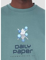 Daily Paper Daily Paper Faatir T-Shirt Light Blue 19S1TS02-01