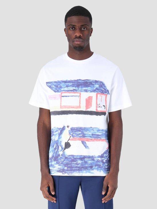 Daily Paper Fadwa 6 T-Shirt White 19S1TS15-06