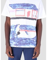 Daily Paper Daily Paper Fadwa 6 T-Shirt White 19S1TS15-06
