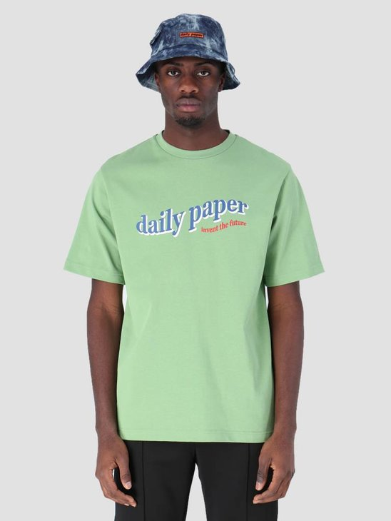 Daily Paper Fellen T-Shirt Light Green 19S1TS13-03