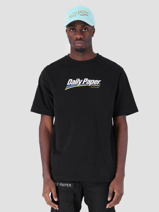 Daily Paper Fenno T-Shirt Black 19S1TS14-01