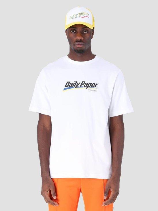 Daily Paper Fenno T-Shirt White 19S1TS14-02