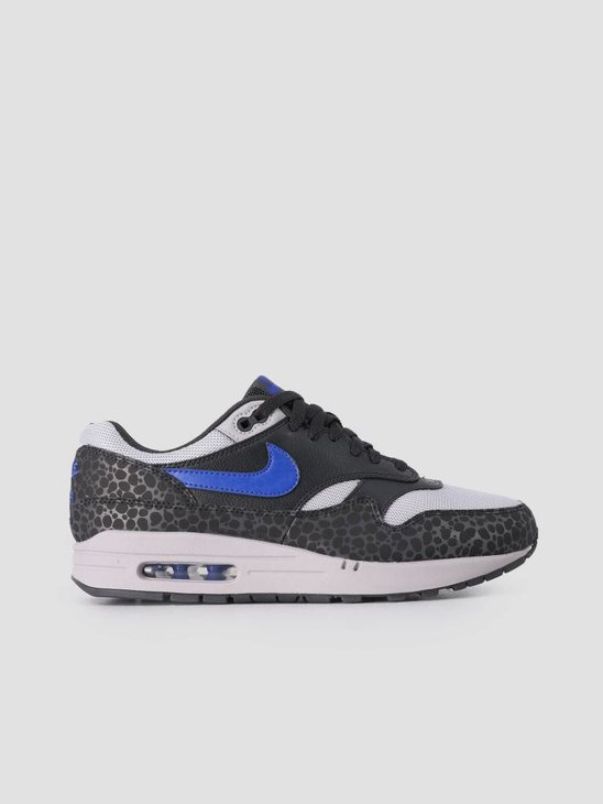 Nike Air Max 1 SE Reflective Off Noir Hyper Blue Atmosphere Grey Bq6521-001  ... 48e4d4c09795