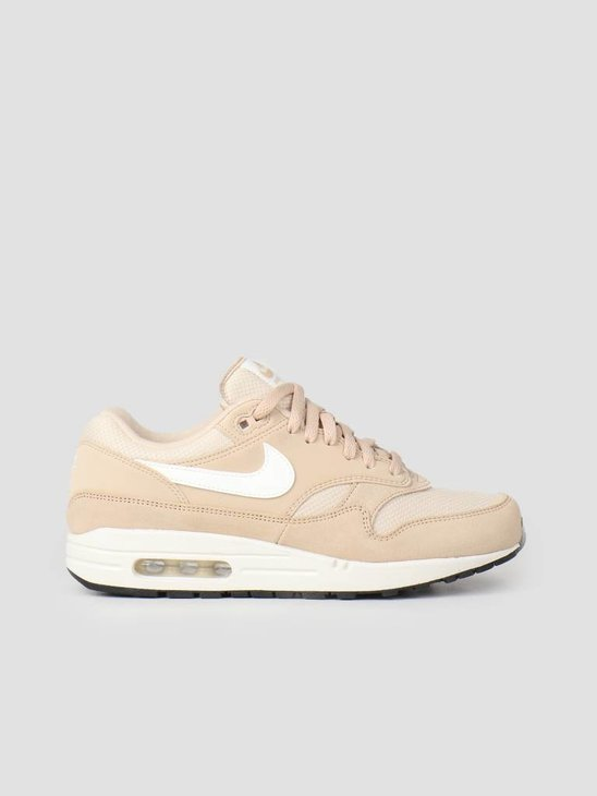 Nike Air Max 1 Shoe Desert Ore Sail Sail Black Ah8145-202