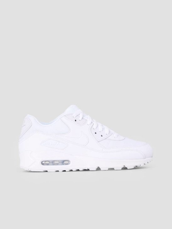 Nike Air Max 90 Essential White White White White 537384-111