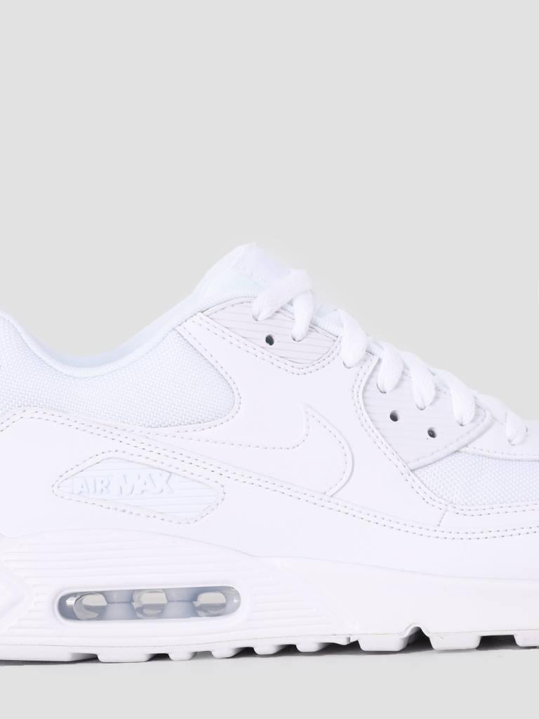 63c6b27bd86 Nike Nike Air Max 90 Essential White White White White 537384-111
