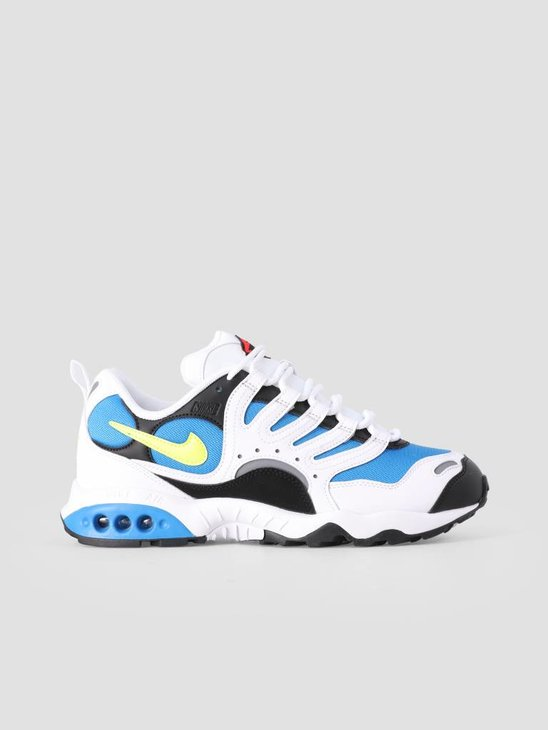 Nike Air Terra Humara '18 White Volt Photo Blue Black Ao1545-100