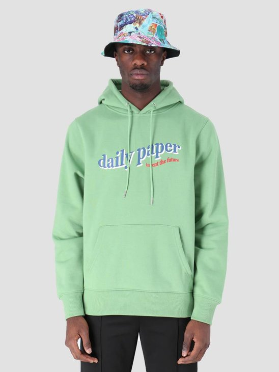 Daily Paper Ferron Hoodie Light Green 19S1HD07-03