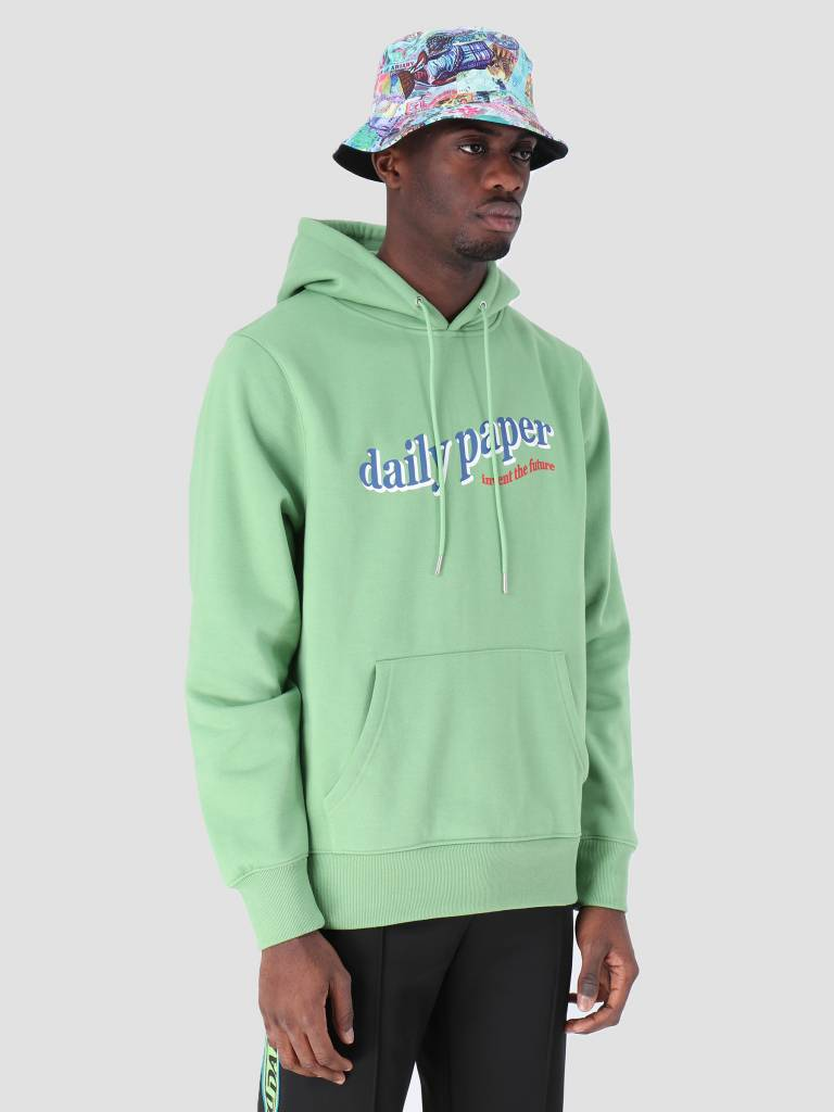 Daily Paper Daily Paper Ferron Hoodie Light Green 19S1HD07-03