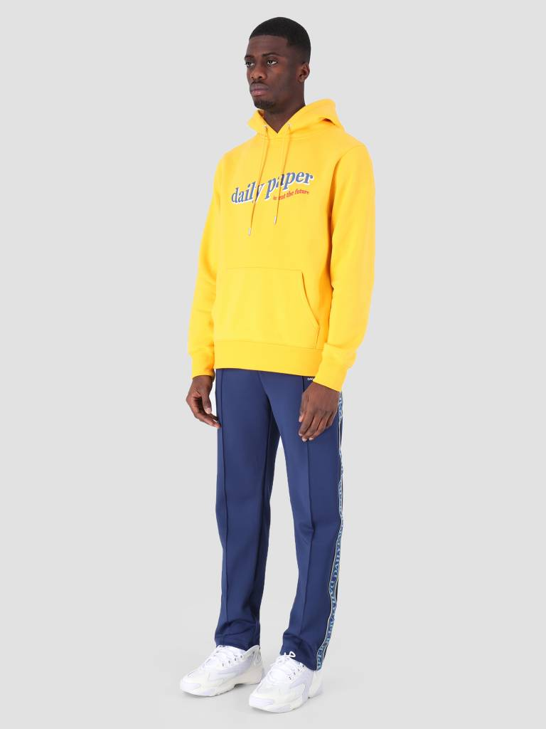 Daily Paper Daily Paper Ferron Hoodie Yellow 19S1HD07-01