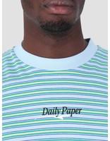 Daily Paper Daily Paper Fong 2 Longsleeve Light Blue Light Petrol Yellow Purple 19S1LS02-02