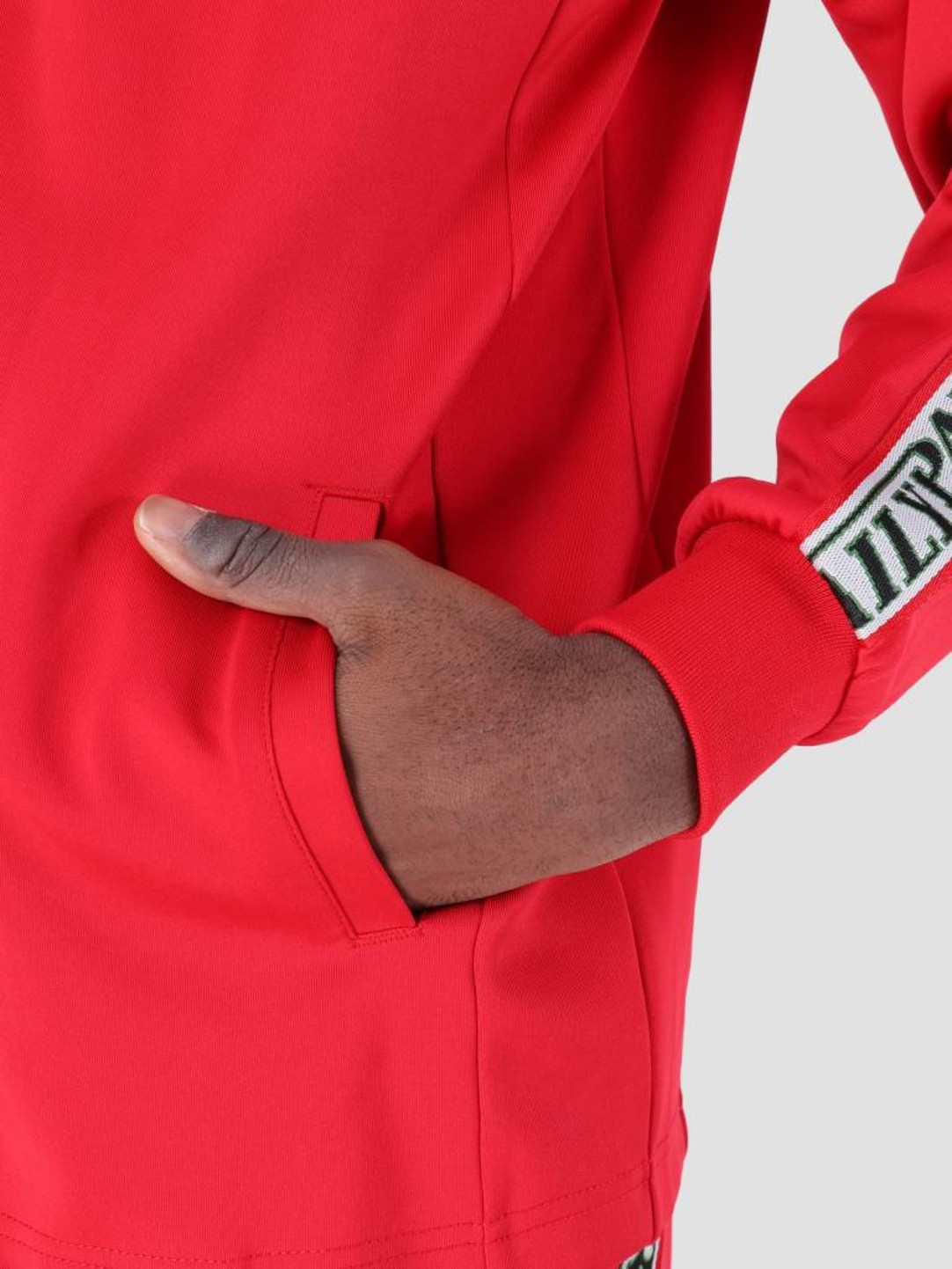Daily Paper Daily Paper Tapevest Red 19S1TO11-04