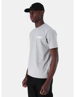 Carhartt WIP Carhartt WIP College Script T-Shirt Grey Heather White I024806