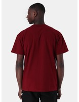 Carhartt WIP Carhartt WIP Chase T-Shirt Cranberry Gold I026391