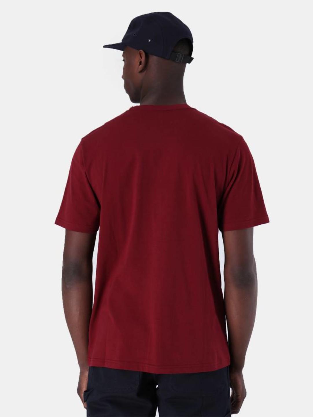 Carhartt WIP Carhartt WIP Pocket T-Shirt Cranberry I022091