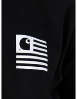 Carhartt WIP Carhartt WIP State Patch T-Shirt Black I026409