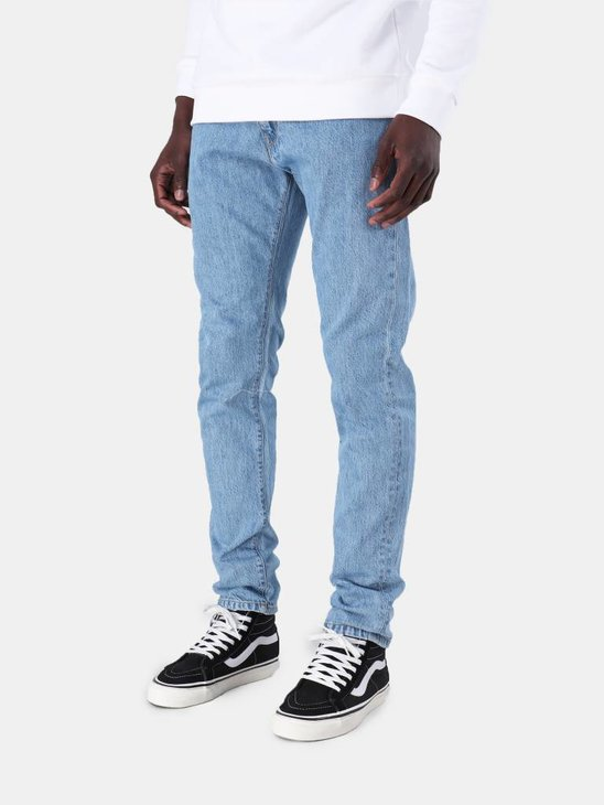 Carhartt WIP Vicious Pant Stone Bleached Blue I026552