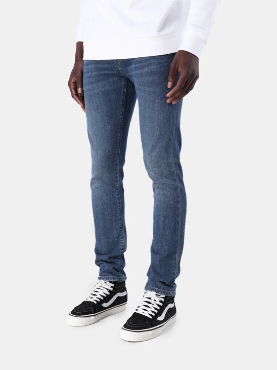 Carhartt WIP Rebel Pant Shore Washed Blue I015331