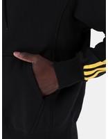 adidas adidas Ft Bball Hoody Black Bogold DV3257