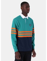 adidas adidas Winchellpolo Actgrn Conavy Orange DU3924
