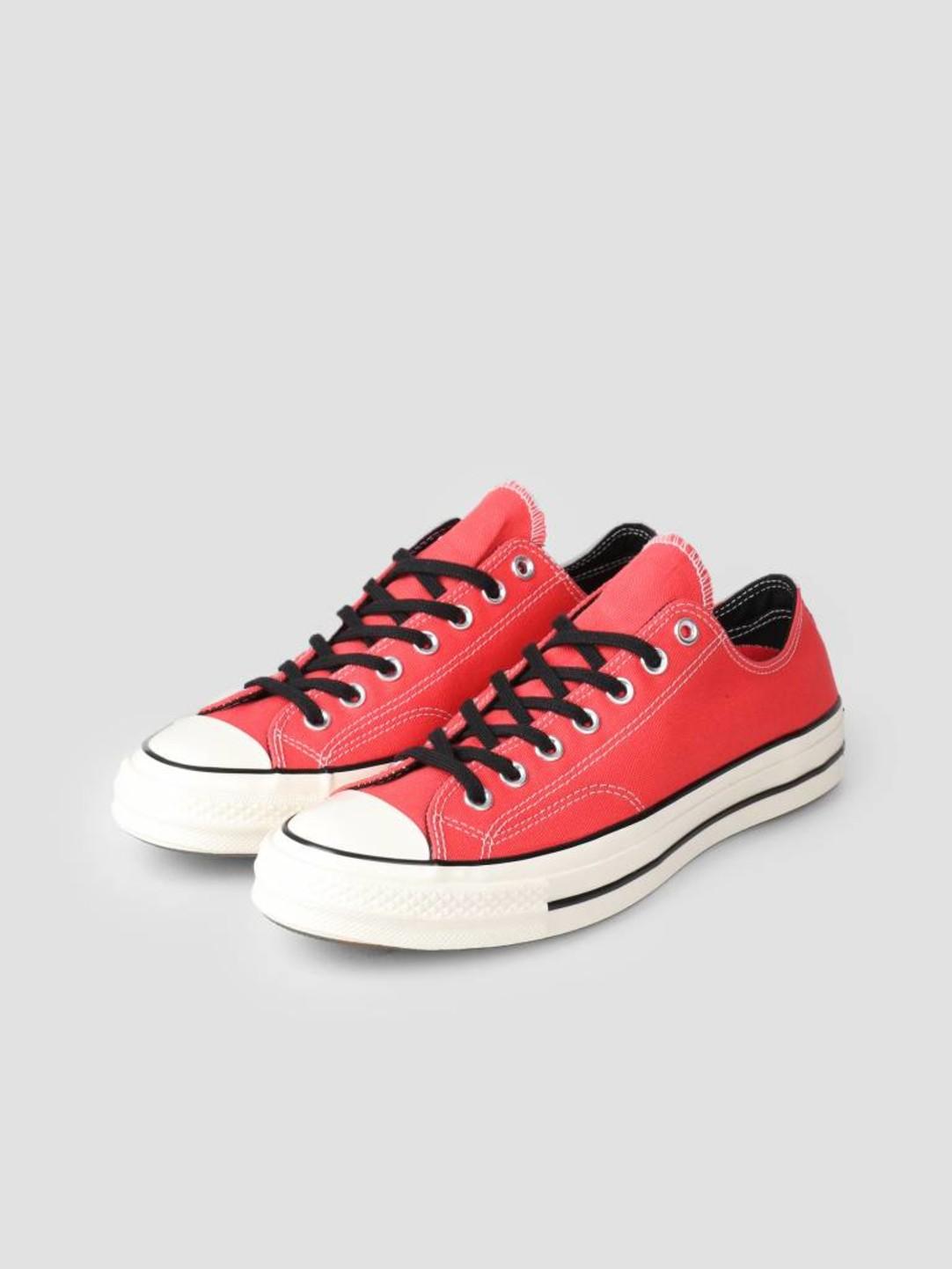 Converse Converse Chuck 70 Ox Sedona Red Black Egret 163335C