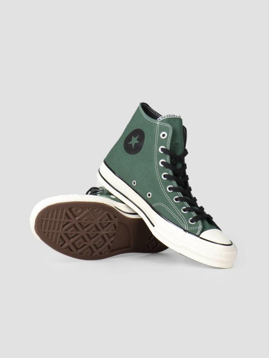 Converse Converse Chuck 70 Hi Fir Black Egret 163332C