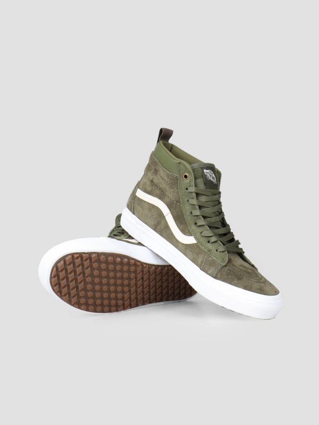 e2e367d360 Vans SK8-Hi MTE Winter Moss Military True White VN0A33TXRJ51