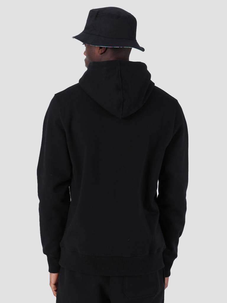 Daily Paper Daily Paper SS19 Essential Hoodie Black 19S1HD08-06