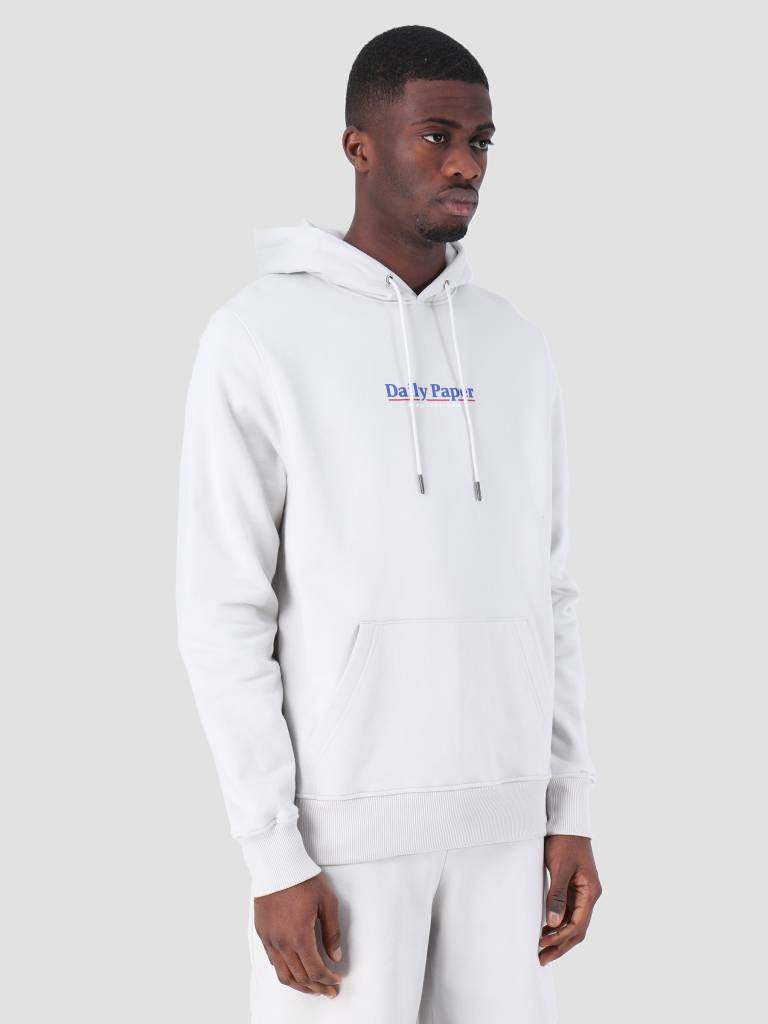 Daily Paper Daily Paper SS19 Essential Hoodie Light Grey 19S1HD08-03