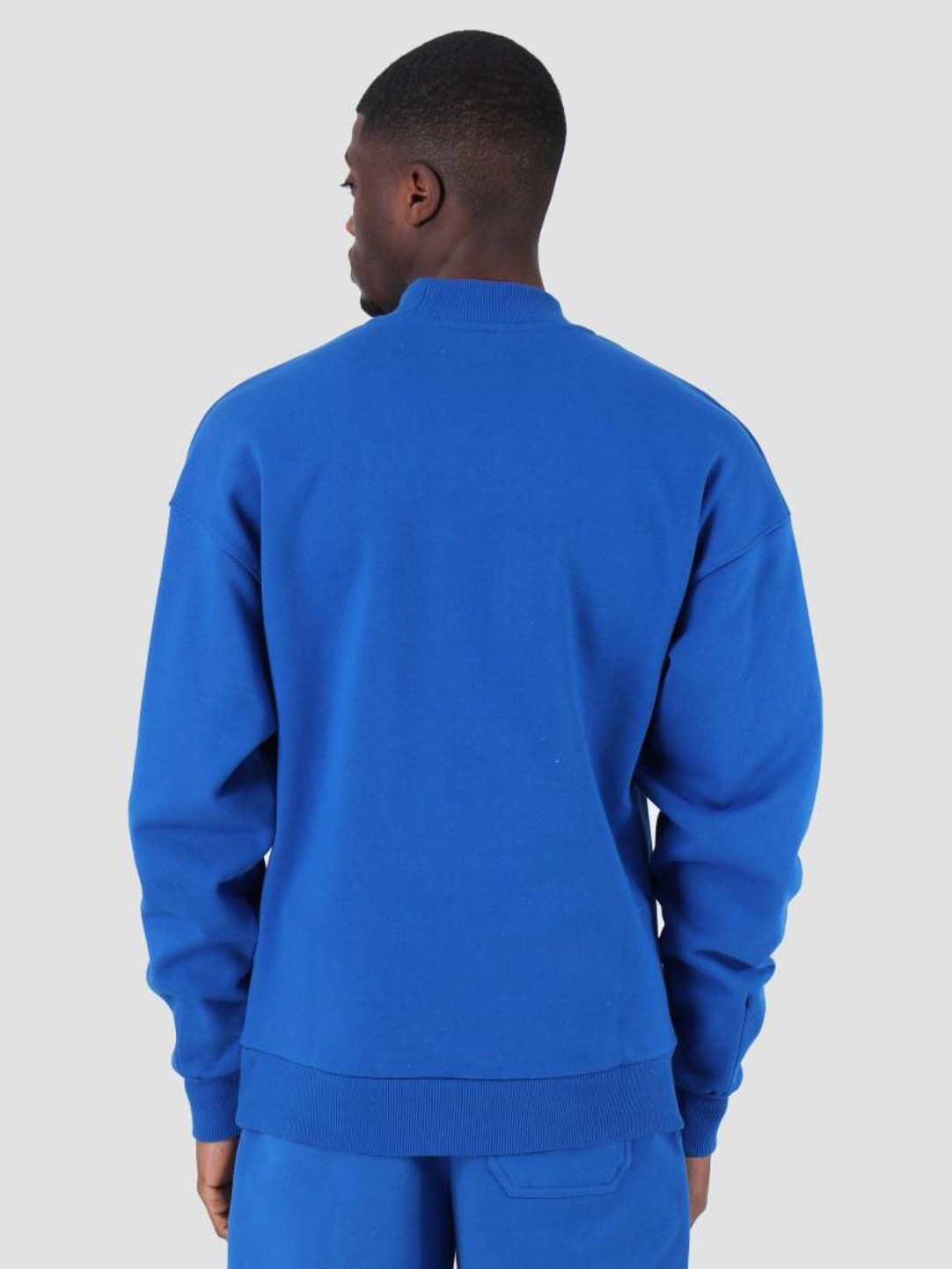 Daily Paper Daily Paper SS19 Essential Sweater Blue 19S1SW04-02