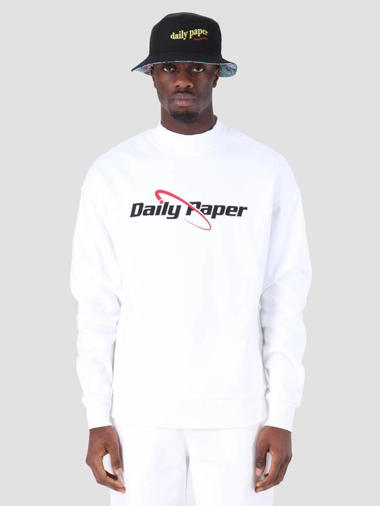 Daily Paper SS19 Essential Sweater White 19S1SW04-05