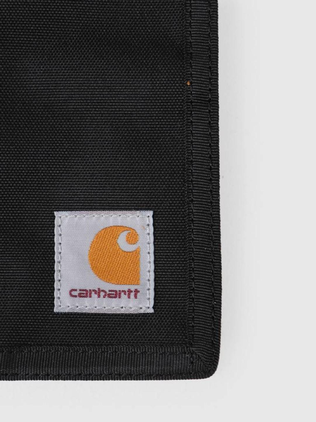 525f86a89e Carhartt WIP Collins Neck Pouch Black I020835 | FRESHCOTTON