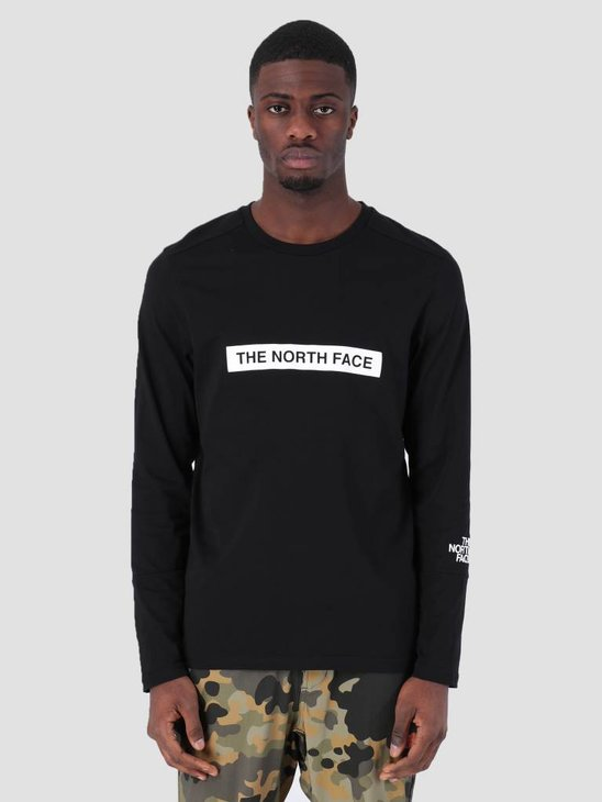 The North Face Light Longsleeve TNF Black T93S3GJK3