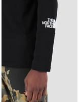 The North Face The North Face Light Longsleeve TNF Black T93S3GJK3