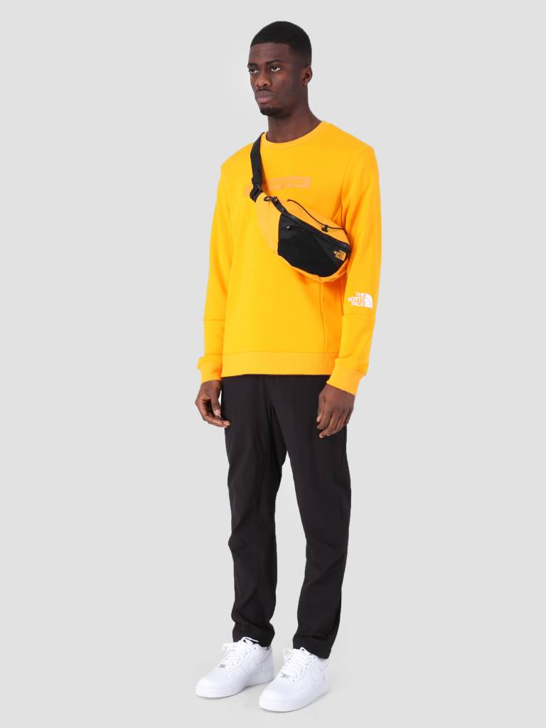 The North Face The North Face Lht Crew Zinnia Orange T93RYDH6G