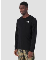 The North Face The North Face Easy Longsleeve TNF Black T92TX1JK3