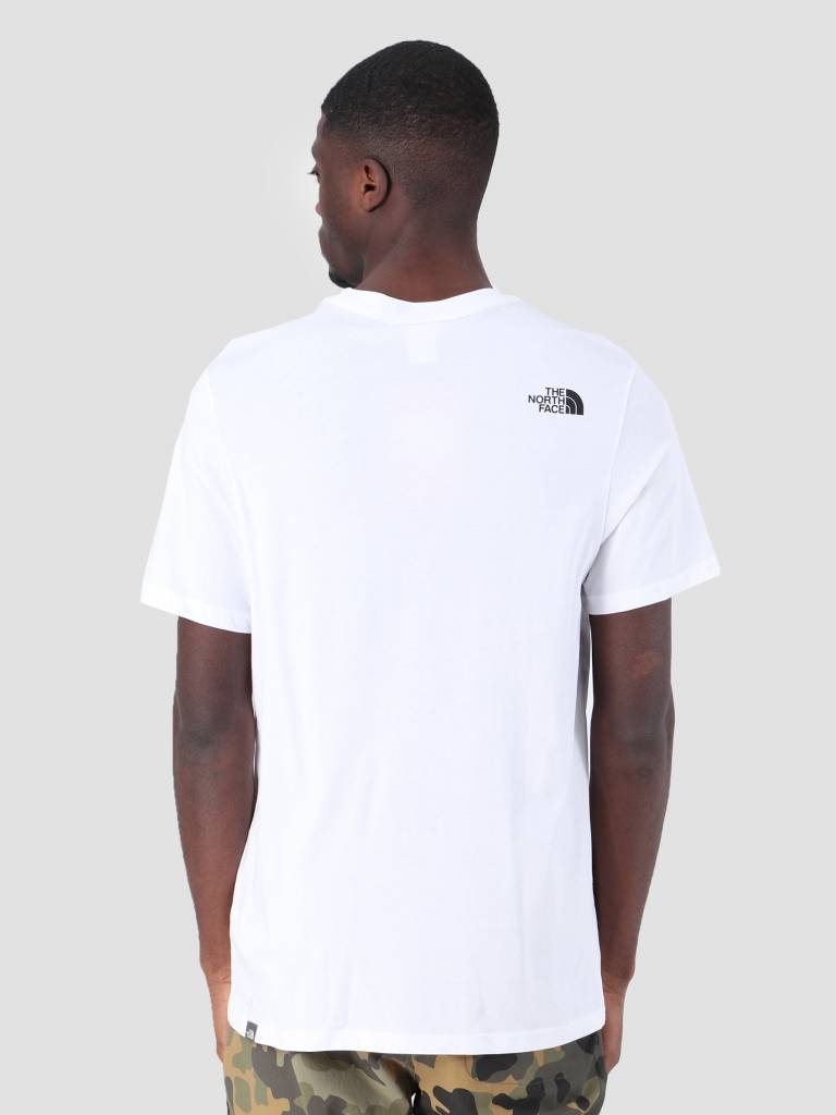 The North Face The North Face Easy T-Shirt Tnf White