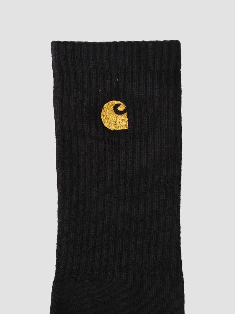 Carhartt WIP Carhartt WIP Chase Socks Black Gold
