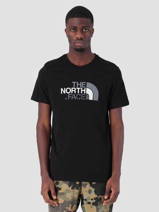 The North Face Easy T-Shirt Tnf Black