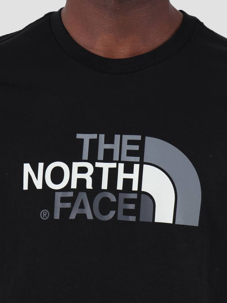 The North Face The North Face Easy T-Shirt Tnf Black