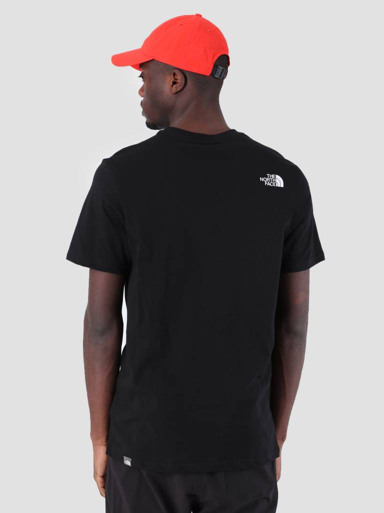 The North Face The North Face Cel Easy T-Shirt TNF Black T93BQPJK3