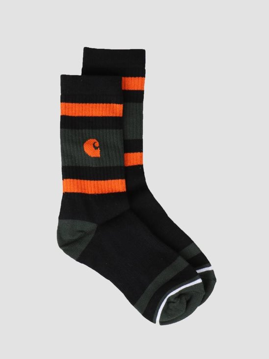 Carhartt WIP Fairfield Socks Black I026529