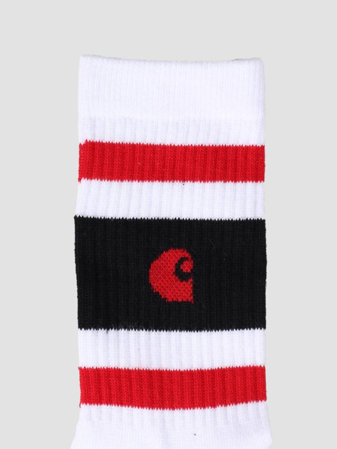 Carhartt WIP Carhartt WIP Fairfield Socks White I026529