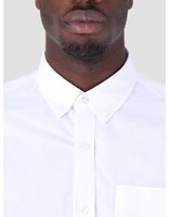 Carhartt WIP Carhartt WIP Longsleeve Button Down Pocket Shirt White I022069