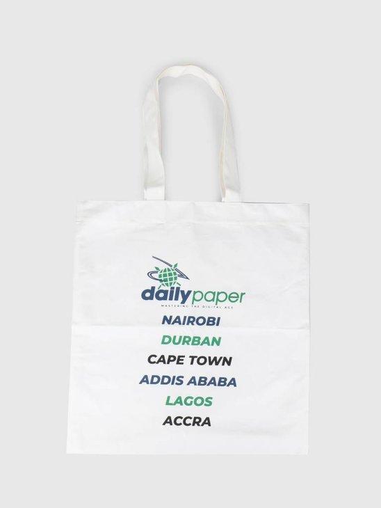 Daily Paper Fonty Bag White 19S1AC21-01