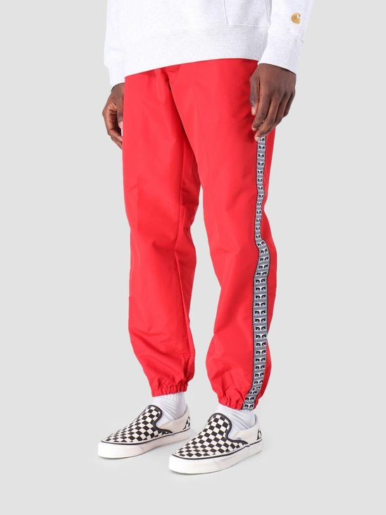 Obey Eyes Pant Hot Red 142020120