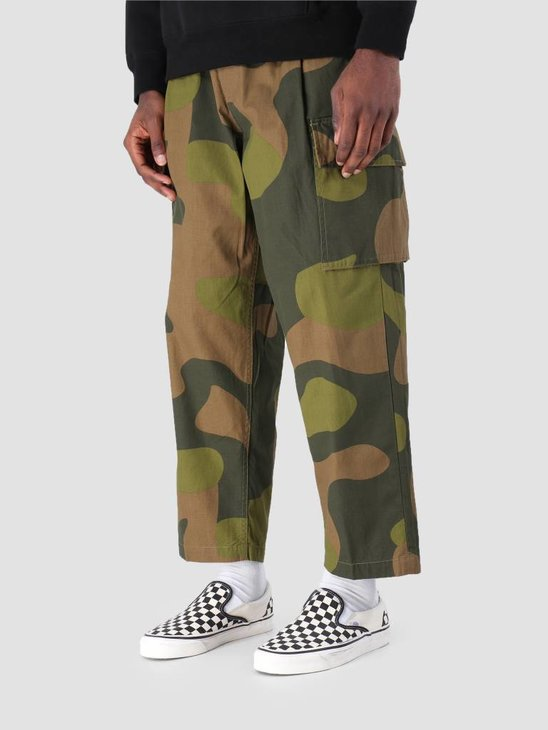 Obey Fubar Big Fits Cargo Pant Oversize Camo 142020103