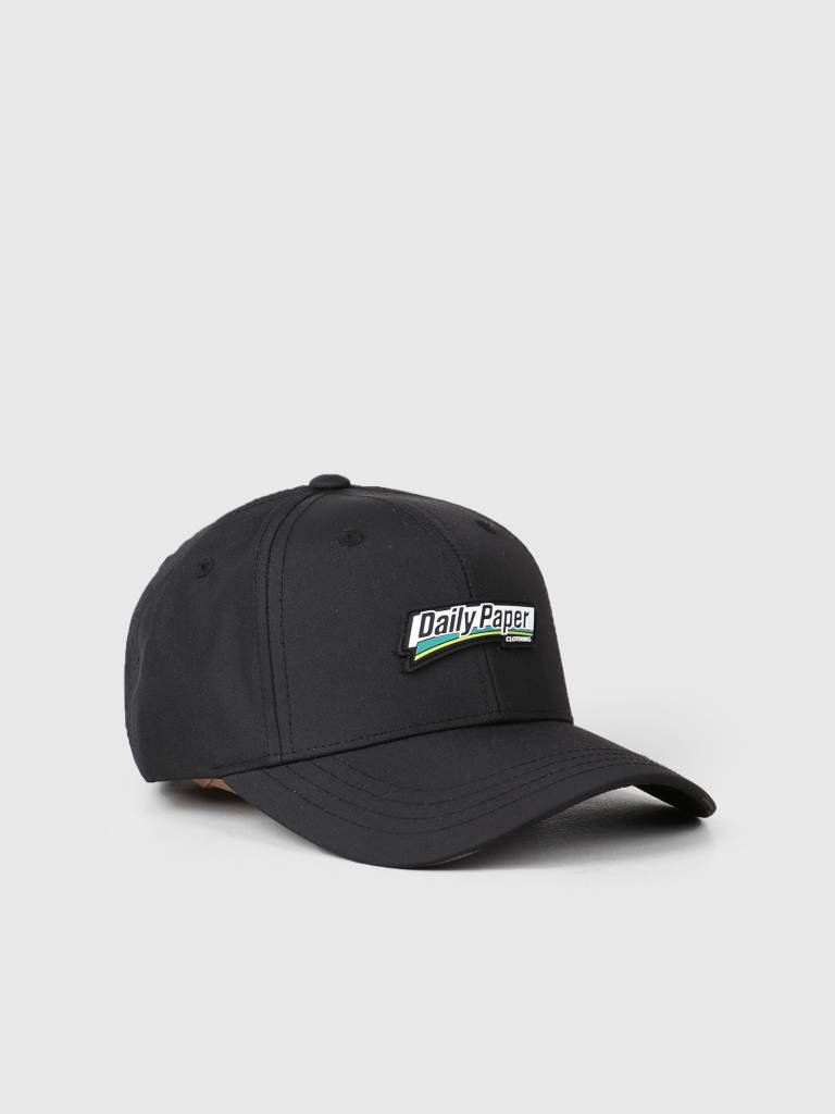 Daily Paper Daily Paper Fenner Cap Black 19S1AC28-01
