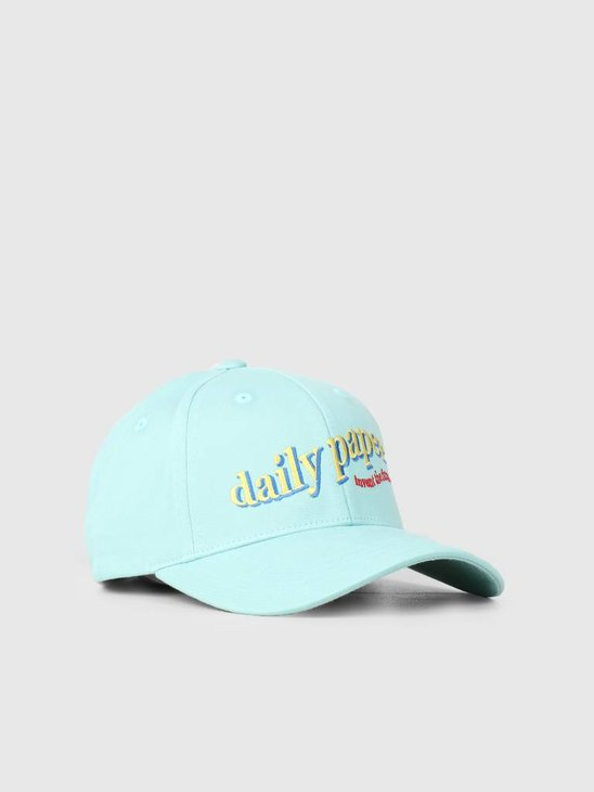 Daily Paper Fitz Cap Greyish Blue 19S1AC29-01