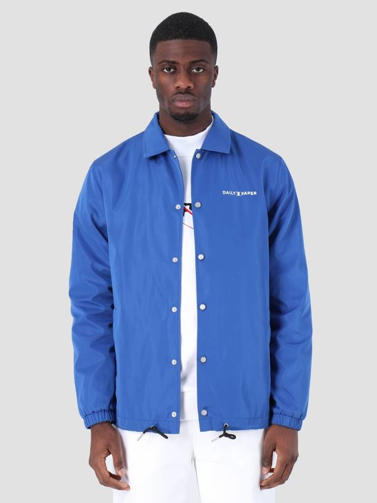 Daily Paper SS19 Essential Coach Jacket Blue 19S1OU22-03
